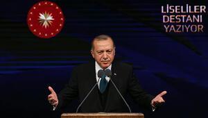 Erdoğandan APye çok sert Afrin cevabı