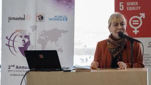 TÜRKONFED/Açık: Sürdürülebilir kalkınma için kadınların hayata katılımı önemli