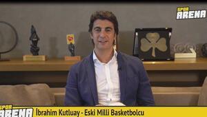 #DerbiÖzel Türk Basketbolunun ve Fenerbahçenin efsane oyuncusu İbrahim Kutluay, dev derbi öncesi soruları yanıtlıyor...