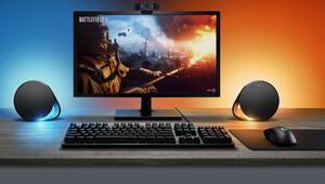 Logitech G'den yeni PC oyun hoparlörü ve mekanik klavye