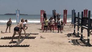 Survivorda ödül oyununu kim kazandı Yeni yarışmacıların performansı nefes kesti