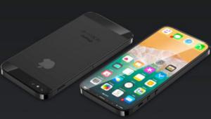 Yeni minik iPhone çalışırken ilk kez görüntülendi