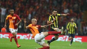 Fenerbahçe ile Galatasaray, 387'nci randevuda Üstünlük...
