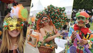 Adana'nın portakalı Türkiye'nin karnavalı