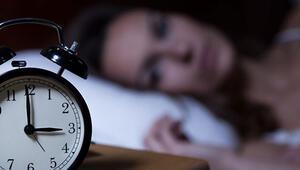 Türkiyede 10 kişiden biri uykusuz