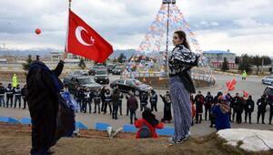 Cumhurbaşkanı Erdoğan, Erzurumda