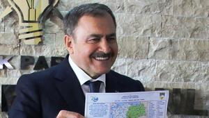 Bakan İstanbullulara iyi haberi böyle verdi: Bıyıklarımı kesersem bilin ki...