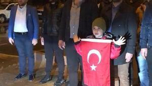 """Kırşehirde Asker """"İstiklal Marşı"""" ile uğurlandı"""