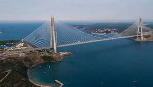 Yavuz Sultan Selim Köprüsüne demiryolu geliyor