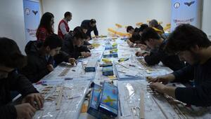 Gençlik Merkezinden Engelsiz Kanatlar Projesi