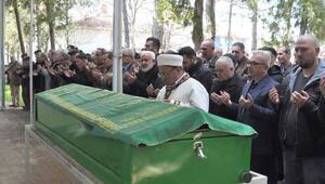 Cenazesi karışan gurbetçi, Eskişehirde toprağa verildi