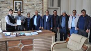 Emirgaziden Zeytin Dalı Harekatına, 45 bin lira yardım