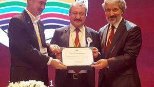 ERÜ, Kafkasya Üniversiteler Birliği'ne (KÜNİB) üye oldu
