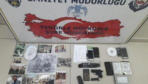 Ağrıdaki PKK/KCK operasyonunda 2 kişi tutuklandı