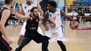 Trabzonspor - Gaziantep Basketbol: 91-86