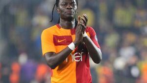 Galatasarayın golcüsü Gomis: Fırsatlar yakaladık ama Tanrı gol atmamızı istemedi
