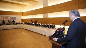 Başkan Çelik, Şehirlerin Ekonomik Beklentileri Forumu'nda konuştu