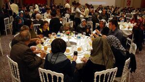 Şehit aileleri, Çanakkale Zaferinin yıldönümünde bir araya geldi