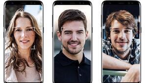 Gelecek Galaxy Slerde yüz tanıma böyle çalışacak