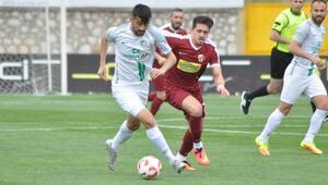 İnegölspor - AMED Sportif Faaliyetler: 2-0