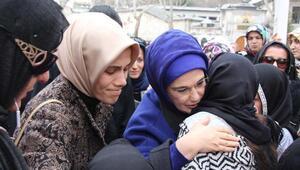 Cumhurbaşkanı Erdoğanın kuzeni son yolculuğuna uğurlandı