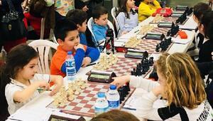 Bursada satranç heyecanı yaşandı