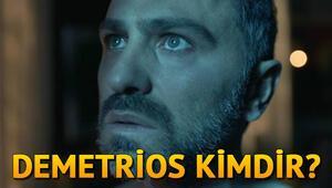 Demetrios kimdir Demetrios karakterini canlandıran Serdar Orçin hakkında bilinmeyenler
