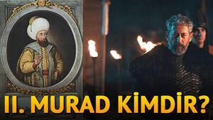 Fatihin babası Sultan 2. Murad Hanın hayatı... Sultan Murad kimdir