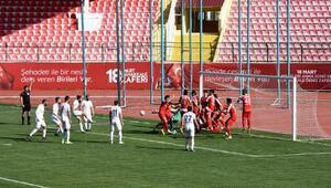 Çanakkale Dardanel - Yomraspor: 0-1