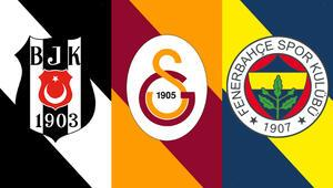 Fenerbahçe Beşiktaş ve Galatasaray, PFDKya sevk edildi
