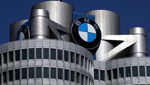 BMW AG'nin ofislerinde arama
