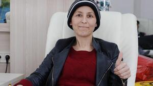 Kanser onun için iyi ağırlanması gereken ağır misafir