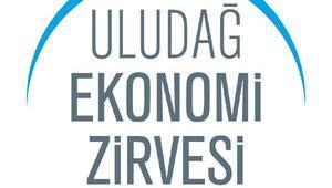 """İş ve Ekonomi Dünyası """"Uludağ Ekonomi Zirvesi""""nde buluşuyor"""