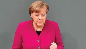 Merkel'den Afrin itirazı