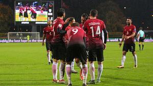 A Milli Futbol Takımı 556. maçına çıkıyor