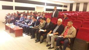 Reyhanlı'da güvenlik toplantısı