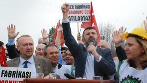CHPli Ağbaba: Şeker fabrikalarında üretim devam etsin