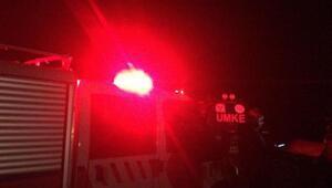 Nevşehirde askeri uçak düştü: 1 pilot şehit - Fotoğraflar