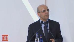 Mehmet Şimşek Uludağ Ekonomi Zirvesinde konuştu
