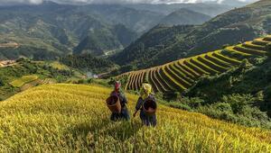 Hüzün ve neşe arasında Vietnam ve Kamboçya