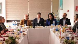 Başkan Türel, Dostlar Meclisinin konuğu oldu