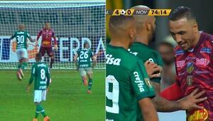 Melonun penaltısı Brezilyada olay oldu