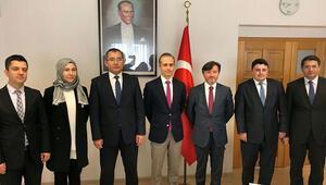 YTB Başkanı Köse: Köln, Türk diasporasının başkentidir