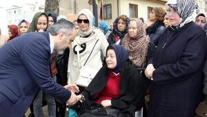 AK Partili Karaburun'un babası, Bursada toprağa verildi
