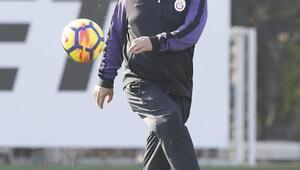 Galatasaray, Trabzonspor maçına hazırlanıyor