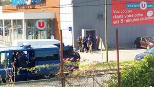 Fransa'da terör: 3 ölü
