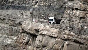1160 rakımdaki Pirinkayalar Geçidi'ne tünel yapılıyor