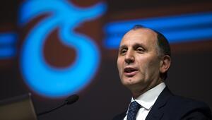Trabzonspor Kulüp Başkanı Usta: Yönetimime darbe yapıldı