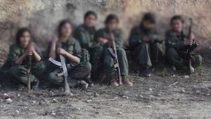 17 yaşındaki PKKlı teröristten şoke eden ifadeler