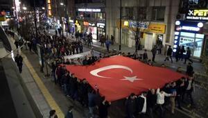 Sivasta Yazıcıoğlu için yürüyüş düzenlendi